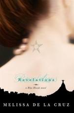 Book cover of BLUE BLOODS 03 REVELATIONS