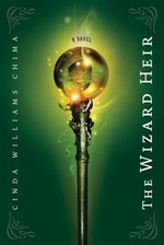 Book cover of HEIR CHRONICLES 02 WIZARD HEIR