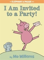 Book cover of I AM INVITED TO A PARTY