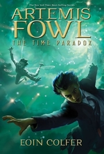 Book cover of ARTEMIS FOWL 06 TIME PARADOX