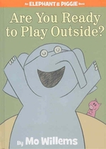 Book cover of ARE YOU READY TO PLAY OUTSIDE