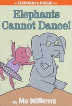 Book cover of ELEPHANTS CANNOT DANCE