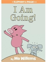 Book cover of I AM GOING