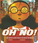 Book cover of OH NO