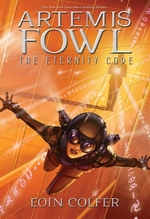 Book cover of ARTEMIS FOWL 03 ETERNITY CODE