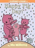 Book cover of HAPPY PIG DAY