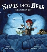 Book cover of SIMON & BEAR - A HANUKKAH STORY