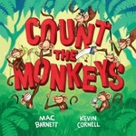Book cover of COUNT THE MONKEYS