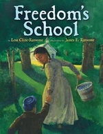 Book cover of FREEDOM'S SCHOOL