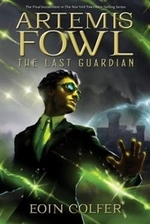 Book cover of ARTEMIS FOWL 08 THE LAST GUARDIAN