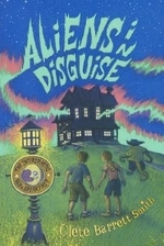 Book cover of ALIENS IN DISGUISE