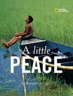 Book cover of LITTLE PEACE