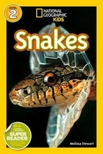 Book cover of SNAKES