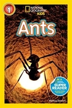 Book cover of ANTS