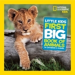Book cover of 1ST BIG BOOK OF ANIMALS - NG KIDS