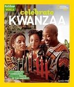Book cover of CELEBRATE KWANZAA