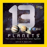 Book cover of 13 PLANETS - LATEST VIEW OF THE SOLAR SY