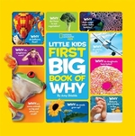 Book cover of 1ST BIG BOOK OF WHY - NG KIDS