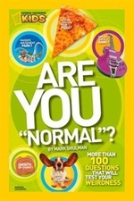 Book cover of ARE YOU NORMAL