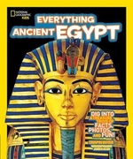 Book cover of EVERYTHING ANCIENT EGYPT