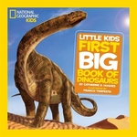 Book cover of 1ST BIG BOOK OF DINOSAURS - NG KIDS