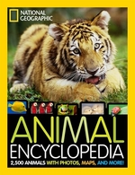 Book cover of ANIMAL ENCY