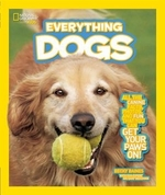 Book cover of EVERYTHING DOGS