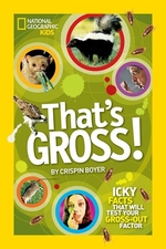 Book cover of THAT'S GROSS