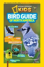Book cover of BIRD GUIDE OF NORTH AMER