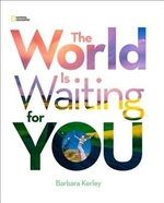 Book cover of WORLD IS WAITING FOR YOU