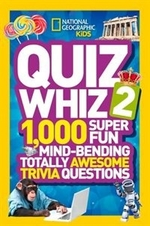 Book cover of KIDS QUIZ WHIZ 2