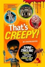 Book cover of THAT'S CREEPY