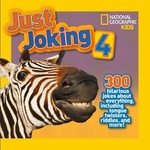 Book cover of JUST JOKING 4