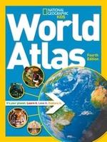 Book cover of NG KIDS WORLD ATLAS