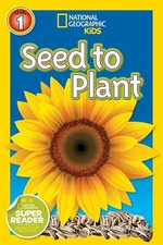 Book cover of SEED TO PLANT