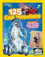 Book cover of 125 COOL INVENTIONS SUPER SMART MACHINES