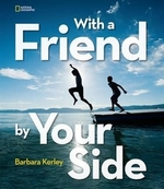 Book cover of WITH A FRIEND BY YOUR SIDE