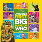 Book cover of NG LITTLE KIDS 1ST BIG BOOK OF WHO