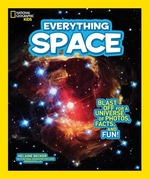Book cover of NG KIDS - EVERYTHING SPACE