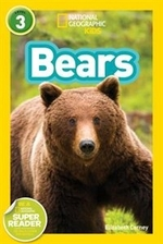 Book cover of NATIONAL GEOGRAPHIC READERS BEAR