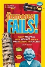 Book cover of NG - FAMOUS FAILS MIGHTY MISTAKES MEGA M