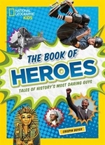 Book cover of NG BOOK OF HEROES - TALES OF HISTORYS MO