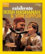 Book cover of HOLIDAYS AROUND THE WORLD CELEBRATE ROSH