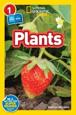 Book cover of PLANTS