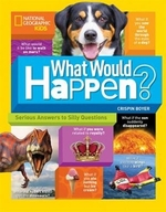 Book cover of WHAT WOULD HAPPEN