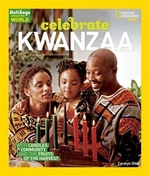Book cover of NG CELBRATE KWANZAA