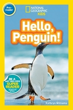 Book cover of NG HELLO PENGUIN