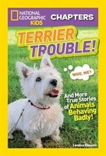 Book cover of NG TERRIER TROUBLE
