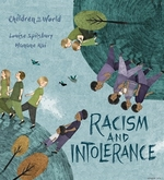 Book cover of CHILDREN IN OUR WORLD RACISM & INTOLERAN