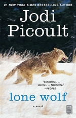Book cover of LONE WOLF